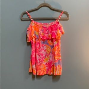 Lilly strappy top